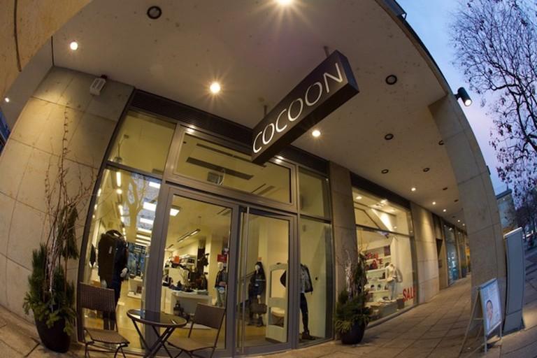 Cocoon, Dresden