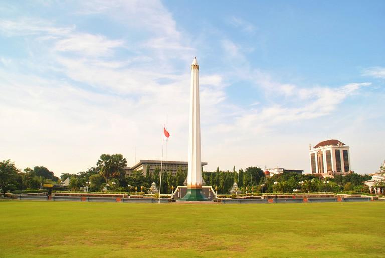 Tugu Pahlawan, Surabaya