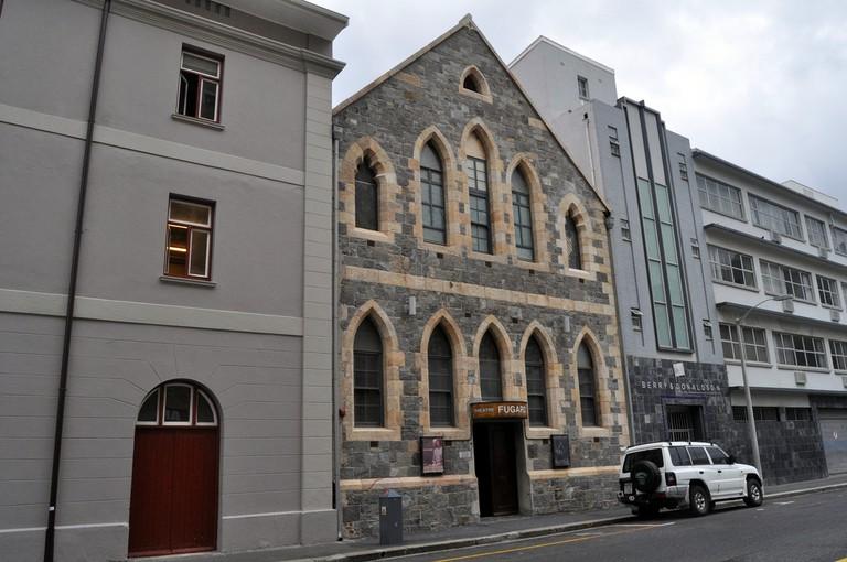 The Fugard Theatre exterior