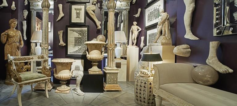 Guinevere Antiques Ltd, London