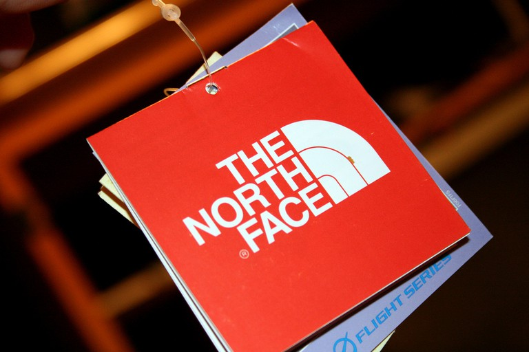 The North Face are leaders in outdoor wear