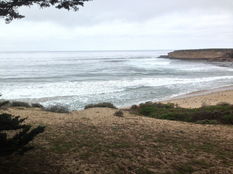 Four Mile Beach, Santa Cruz