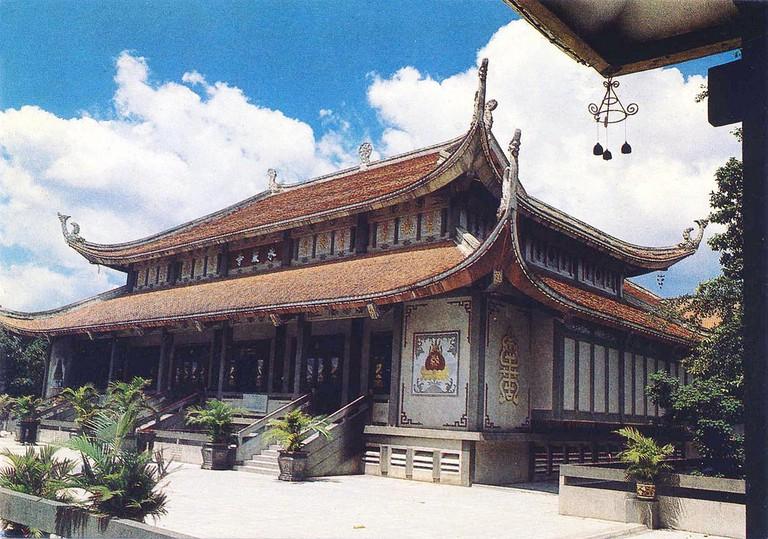 Vinh Nghiem Pagoda