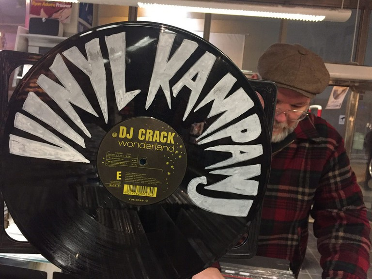 Look out for the Vinyl Kampanj section for deals at Bengans