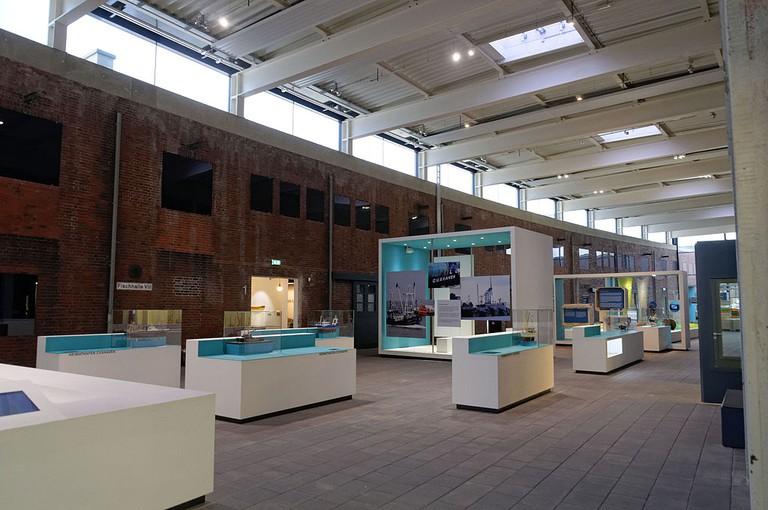 Windstärke 10 – Wrack- und Fischereimuseum Cuxhaven