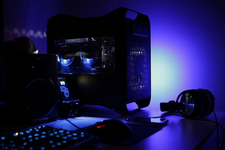 Gaming Battlestation