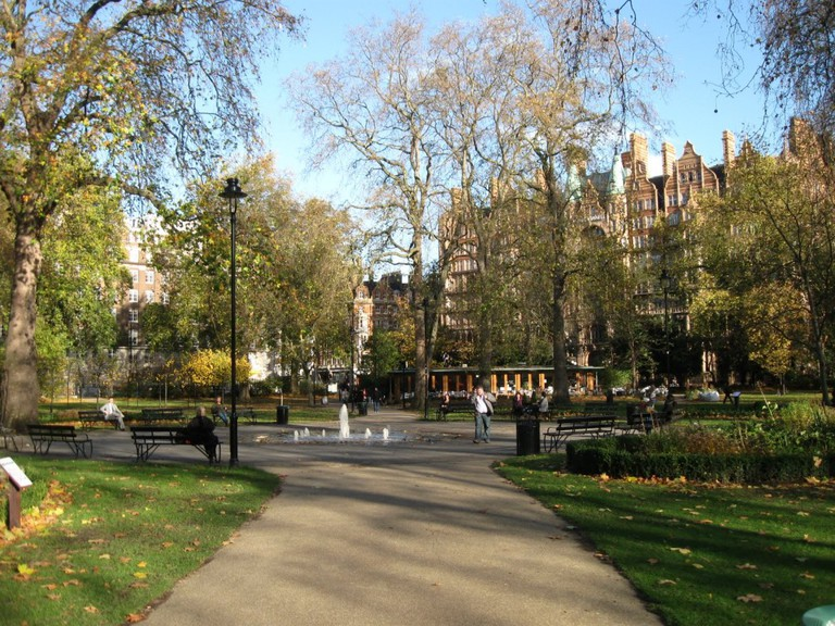 Russell Square London