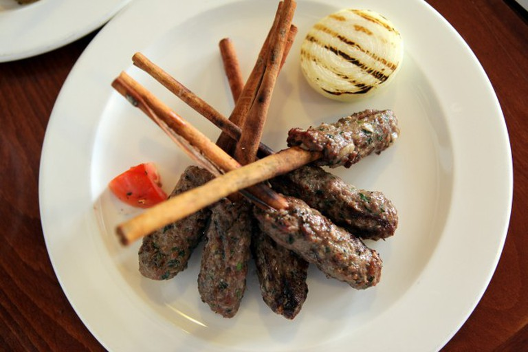 Israeli Kebab