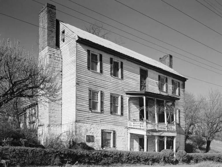 The historic Netherland Inn in Kingsport