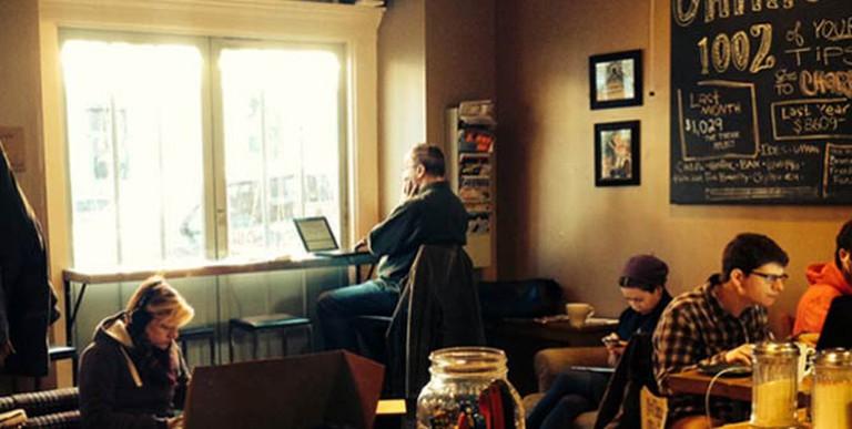 Café Martin, New York