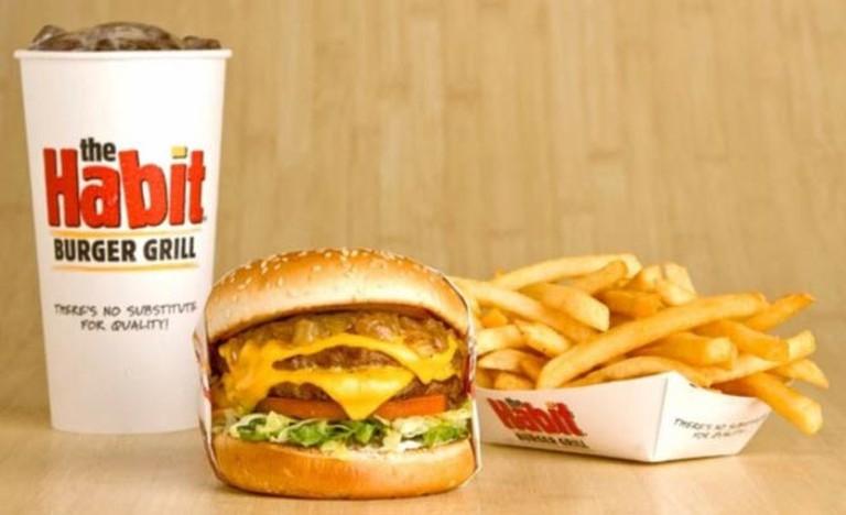Habit Burger Grill Meal