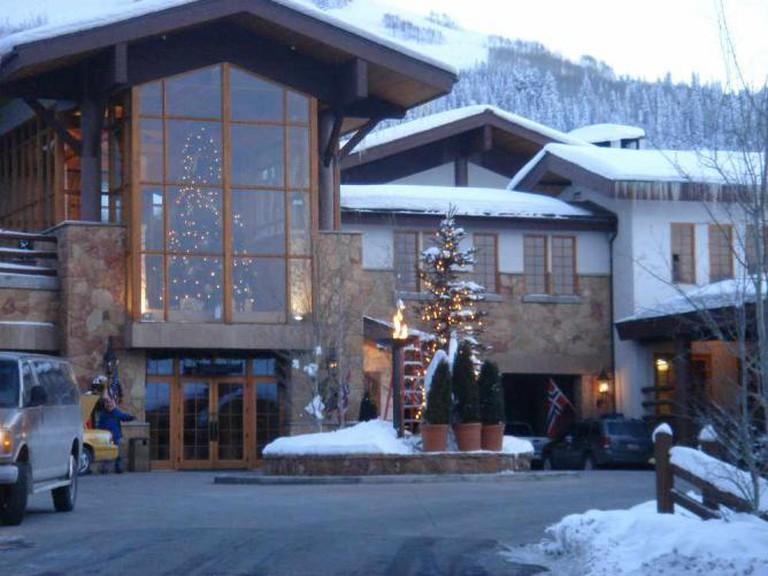 Park City's Stein Eriksen Lodge
