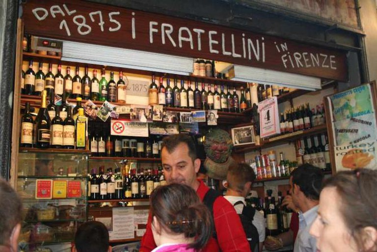 Fratellini's in Florence
