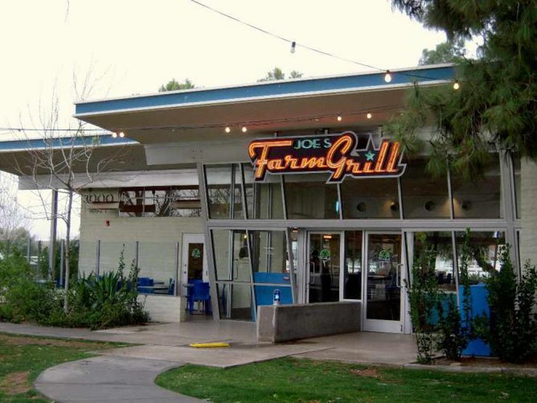 Joe's Farm Grill at Agrotopia