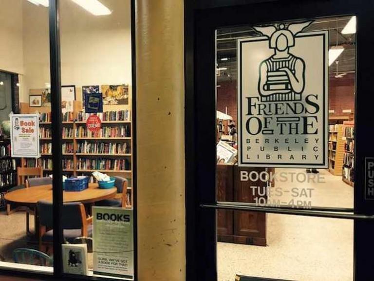 Friends of Berkeley Public Library