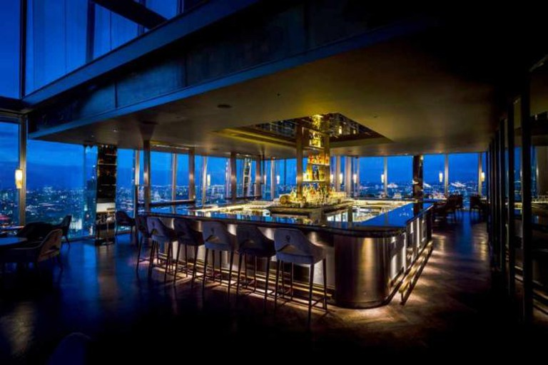 Atrium Bar at Aqua Shard