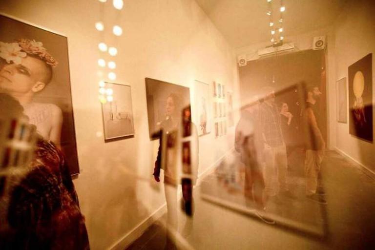 Kuli Alma Art Gallery Night