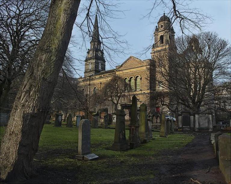 St Cuthbert's Church, Edinburgh