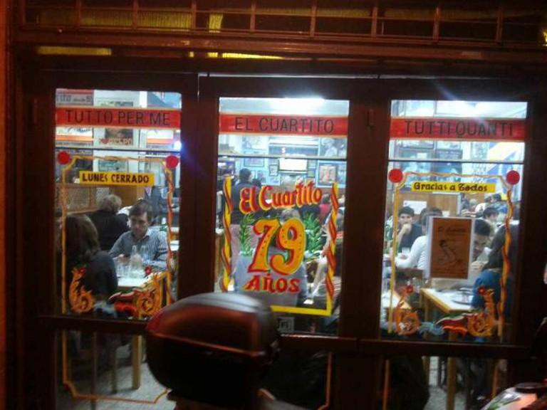 Pizzeria El Cuartito