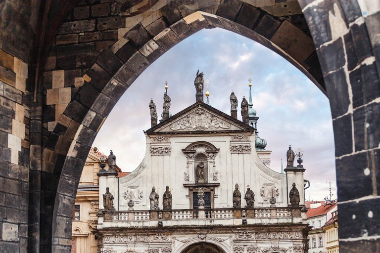 St Salvador Church, Prague
