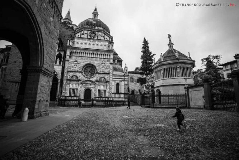 Bergamo's historical centre