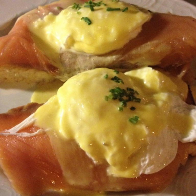 Eggs Benedict from Benedict