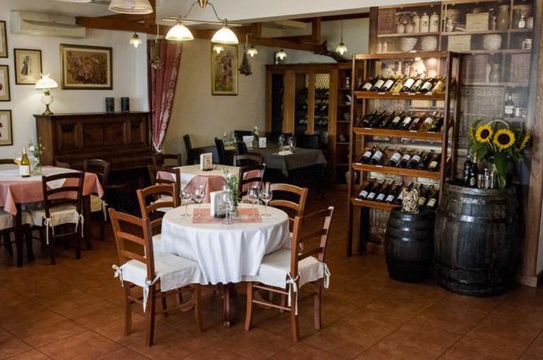 Stare i Nowe restaurant