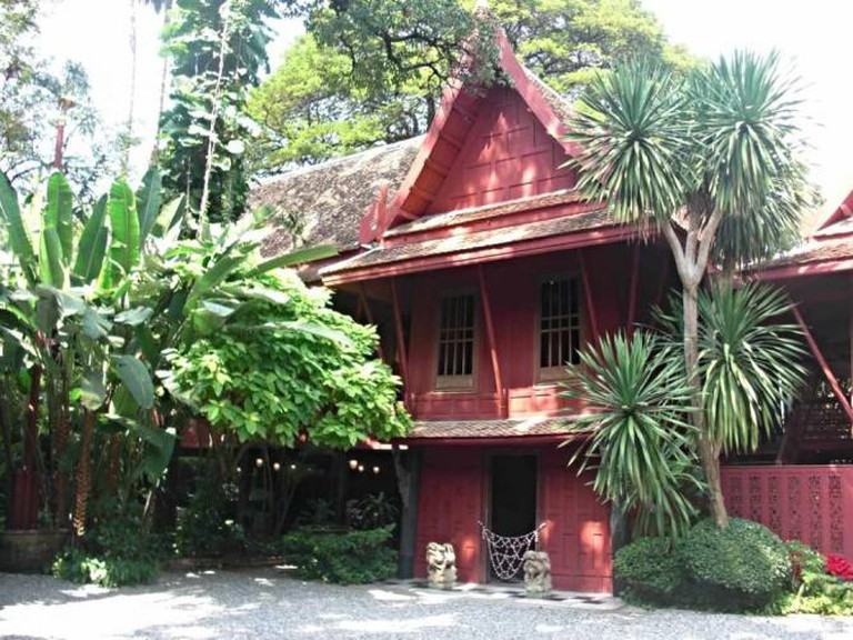 Jim Thompson's house and museum in Siam