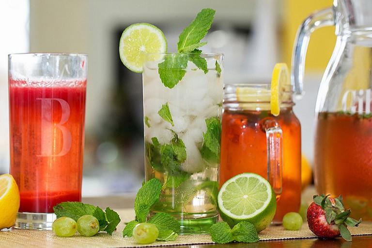 Sunday Funday cocktails