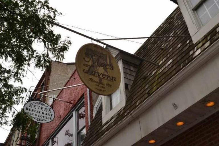 Mac's Tavern, Philadelphia