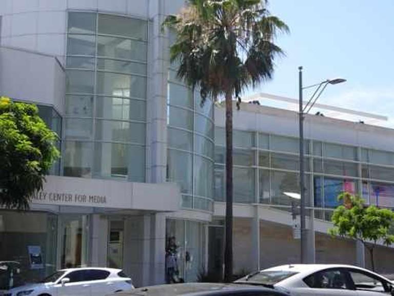 Exterior, Paley Center for Media
