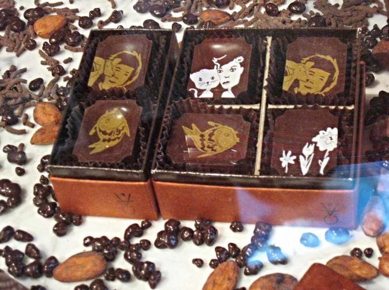 Alegio Chocolate