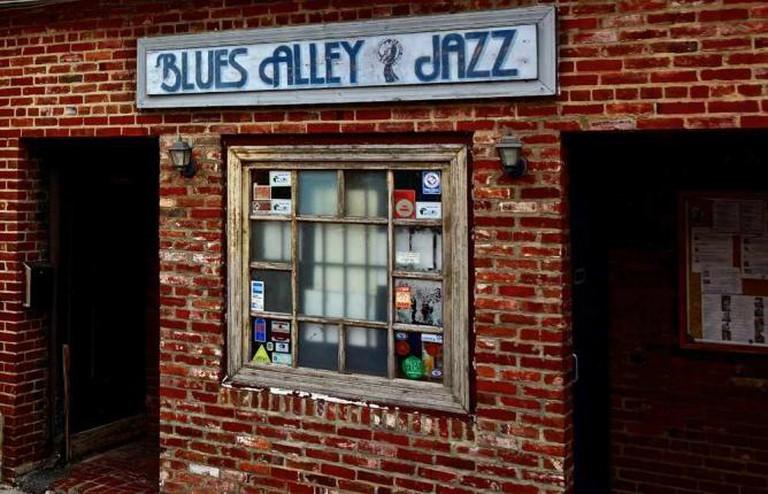 Blues Alley, Georgetown D.C.