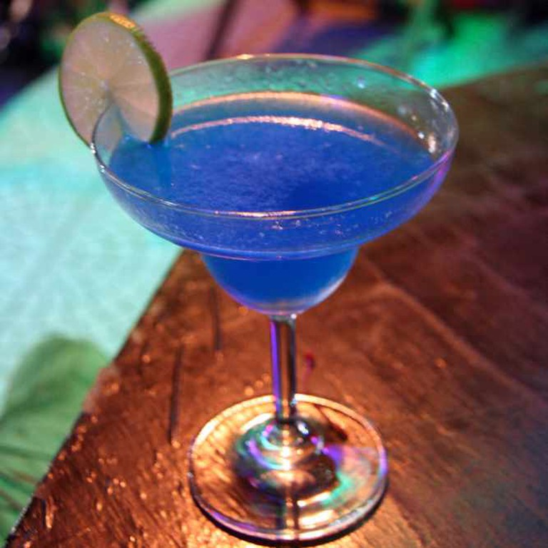 Enjoy specialty cocktails and late-night hours at Pietas Julias.