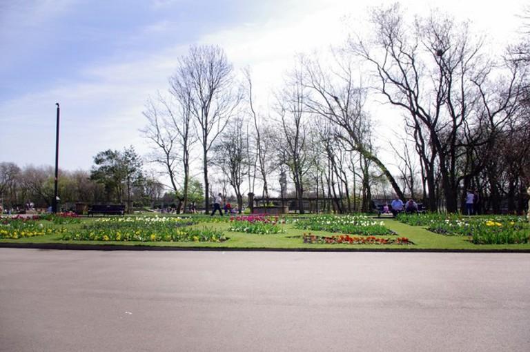 Stanley Park, Blackpool