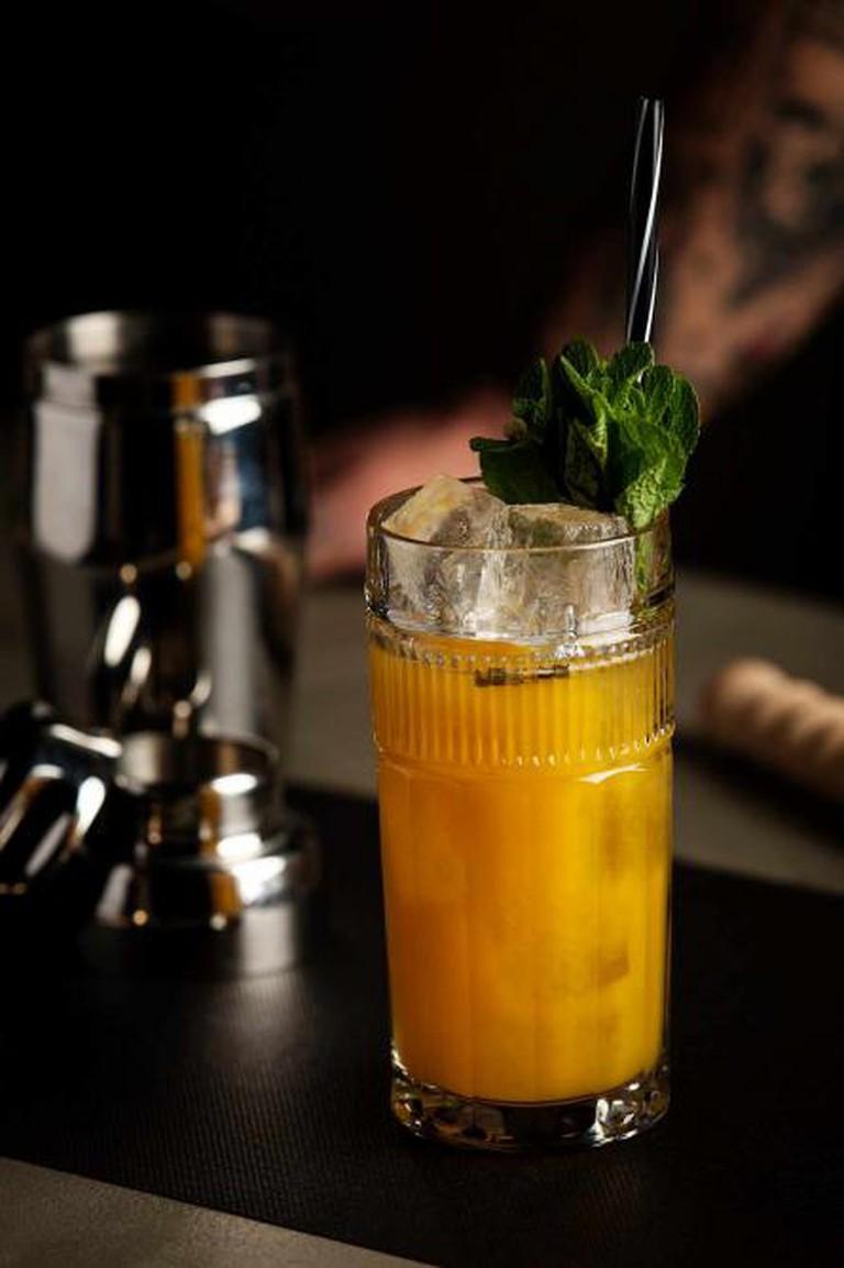 Tempting cocktail