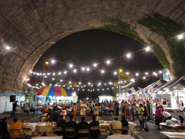 Feast and Festival, Astoria