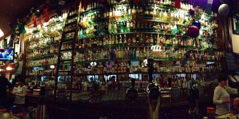 Paddy's Bar, Portland, Oregon