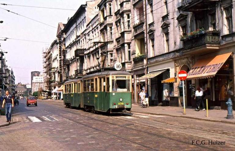 Poznań's streets