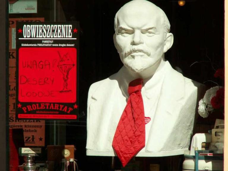 The 'Proletaryat' bar