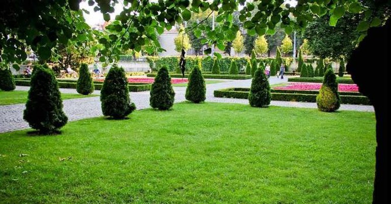 The Chopin Park