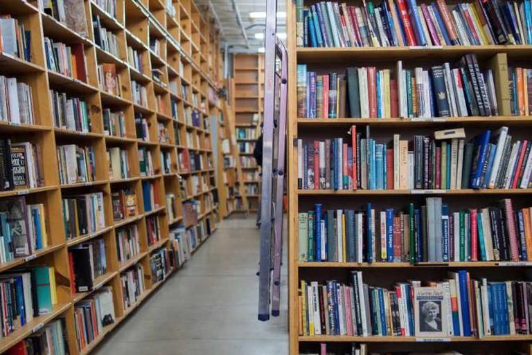 Books, Powell's City of Books