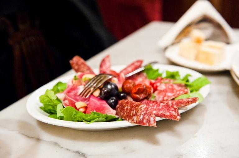 Italian Tapas
