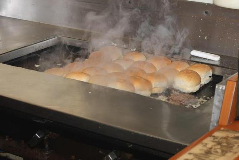The Cozy Inn's Grill