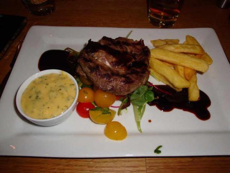 Steak entrecôte