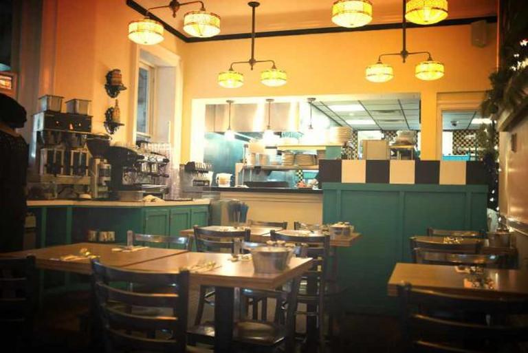 Vientiane Café, Philadelphia