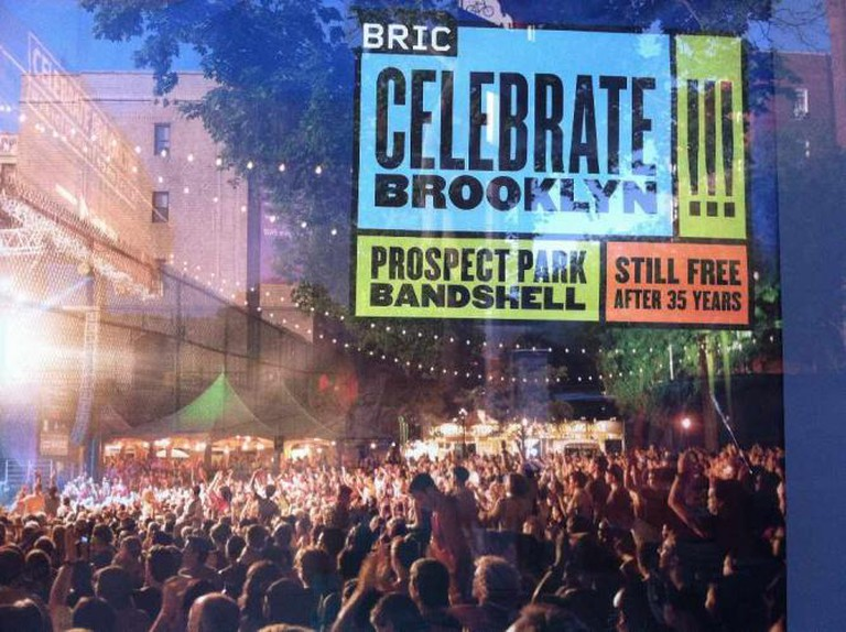 BRIC Celebrate Brooklyn