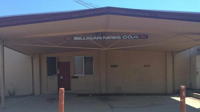 Milligan News Company