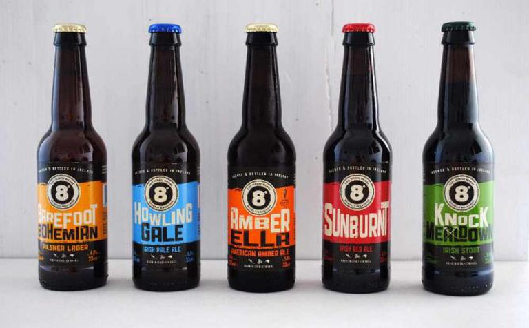 Eight Degrees Brewing Company, Mitchelstown