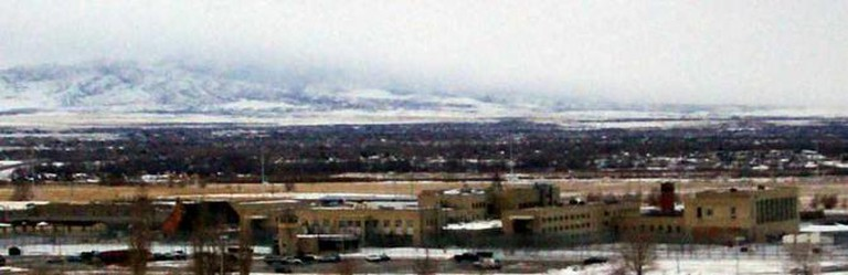 Serving time is adjacent to the Utah State Prison